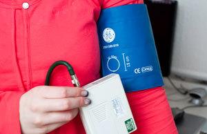 Langzeitblutdruckgerät